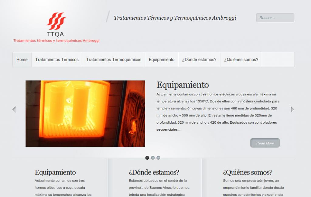 tratamientos termicos ambroggi