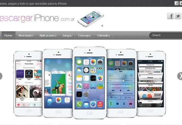 Descargar iPhone